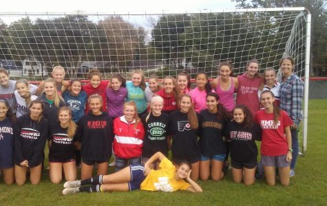 Haddonfield Girls Soccer Scores a Win for Breast Cancer Awareness