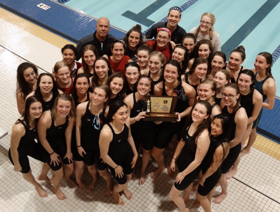Swimming to Success: Bulldawgs Score A State Victory
