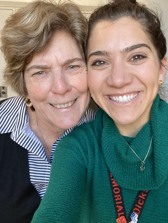 Mrs.+Dorfman+%28left%29%2C+pictured+with+Mrs.+Dickstein-Hughes