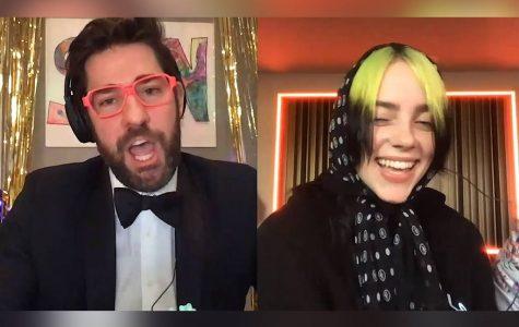 John Krasinski and Billie Eilish Host Prom for the Class of 2020.