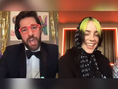 John Krasinski and Billie Eilish Host Prom for the Class of 2020.
