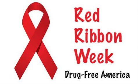 Red Ribbon Week, 10/26-10/30