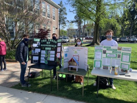 Earth Day Returns to HMHS